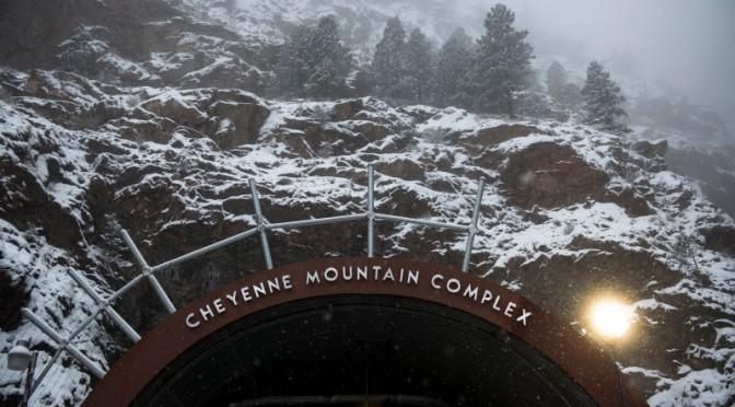 Ah, Cheyenne Mountain AFS