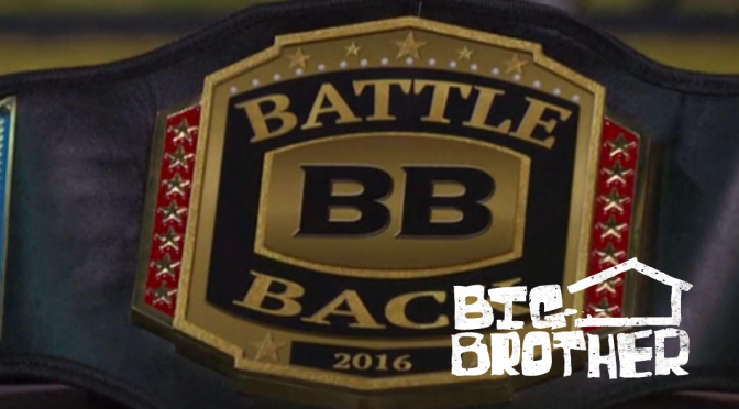 The Battle Back Competition