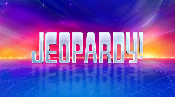 Jeopardy! – The Second Round