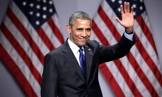 Farewell, President Obama