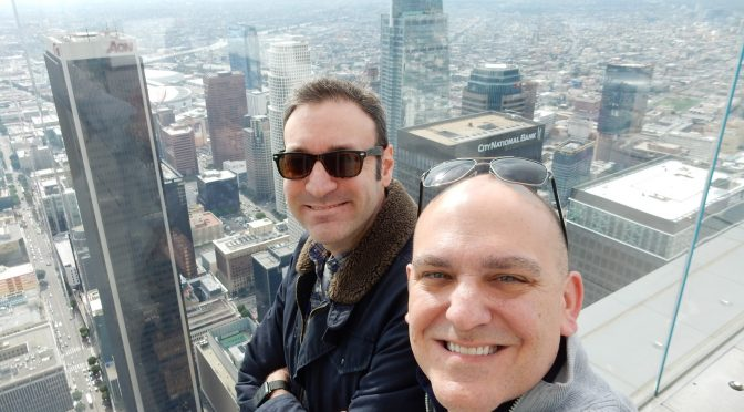 Downtown Day 2017: Skyspace, Central Library, and Bradbury Building