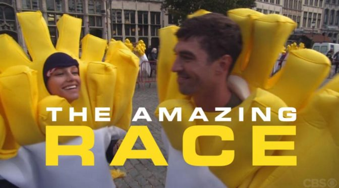 Amazing Race 30 – 2 Head 2 Furious