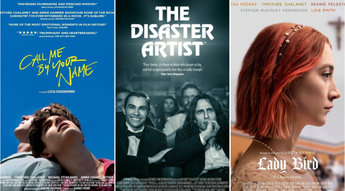 Oscar-Bait Movies?  Yes, please