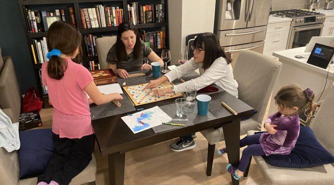 Scrabble Saturday