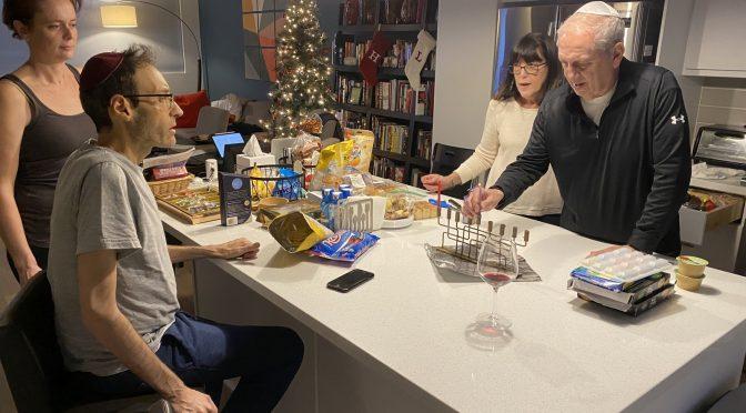 1st Night of Hanukkah